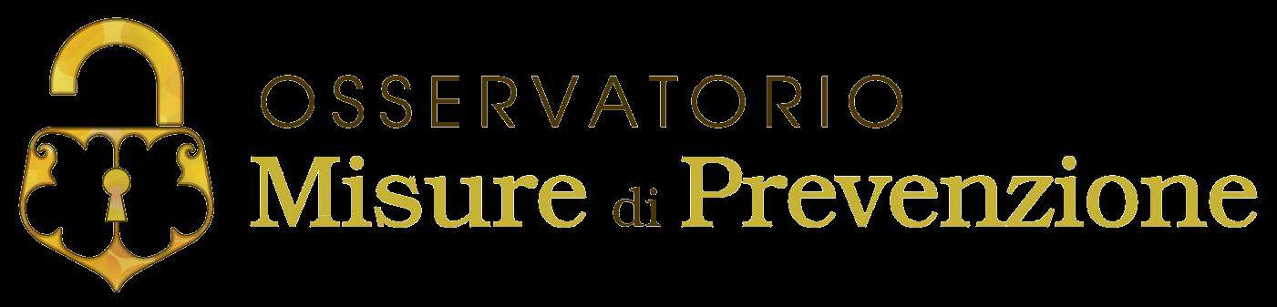 Osservatorio Misure di Prevenzione